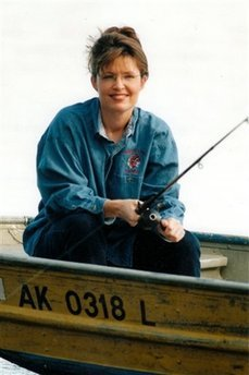 Sarah Palin Gone Fishin'