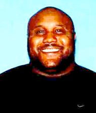 Christopher Dorner *The New York Times via Irvine P.D. via AP